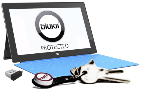 blukii Notebook Protector Windows Go Mini