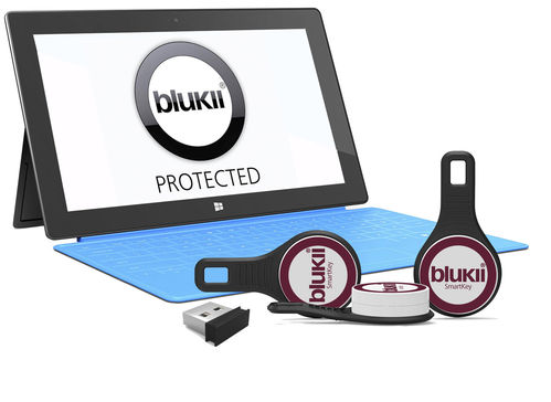 blukii NoteBook Protector Windows Go 500